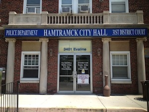 City Hall for City of Hamtramck, MI