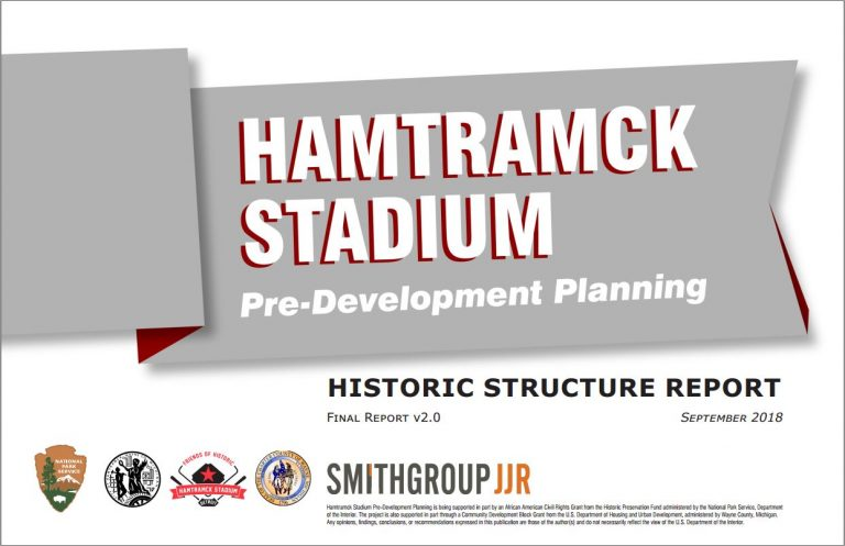 Hamtramck Stadium Plan